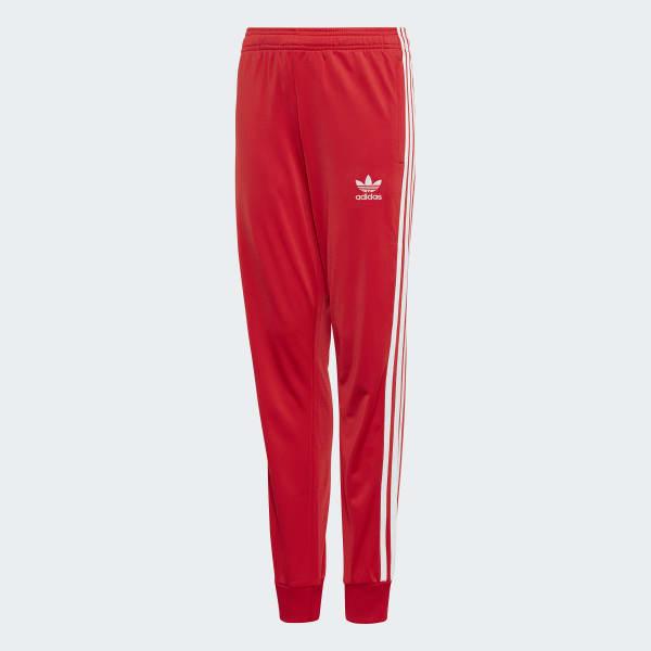 Pantalon Sst Rouge Adidas Pantalon Rouge Sst Adidas France BEWq5