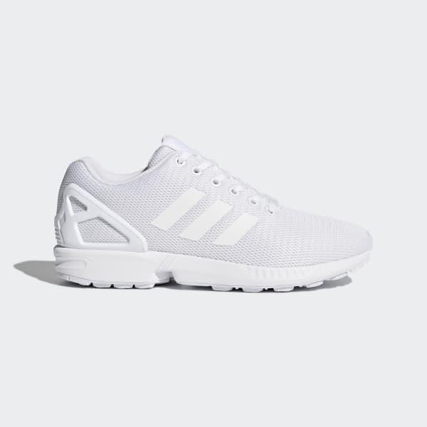 WhiteUs Adidas Shoes Zx Flux Adidas Zx WD29IYEeHb