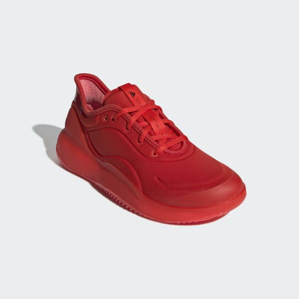 Stella Mccartney RougeSwitzerland By Boost Chaussure Adidas Court QrsBdCothx