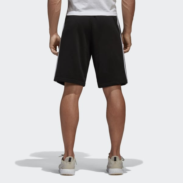 3 Essentials Noir AdidasFrance Stripes Short 1TKJFlc3