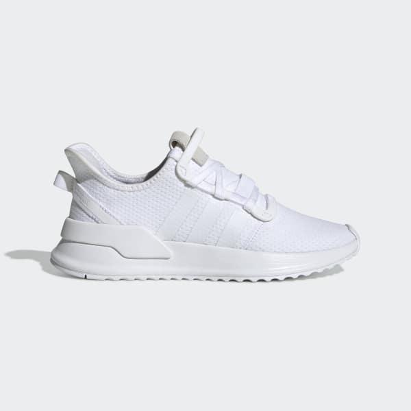 Run Denmark U Sko Hvid path Adidas PgqnUx