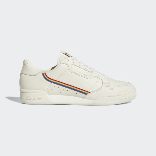 Adidas White 80 Us Shoes Pride Continental rxFqRr
