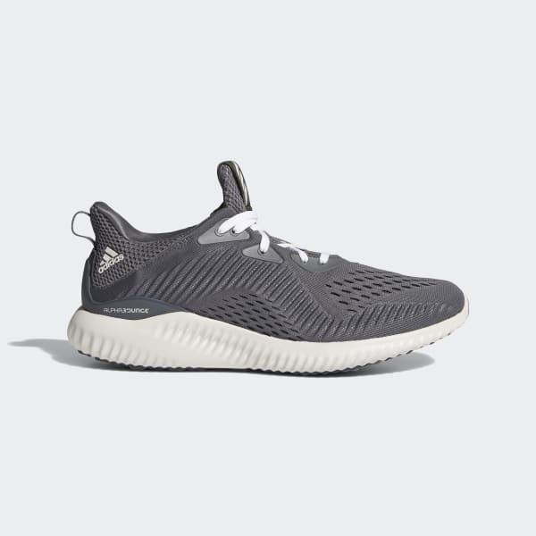Alphabounce Em Stretch-knit Sneakers - BlackAdidas Sport G4DjI7Ukj