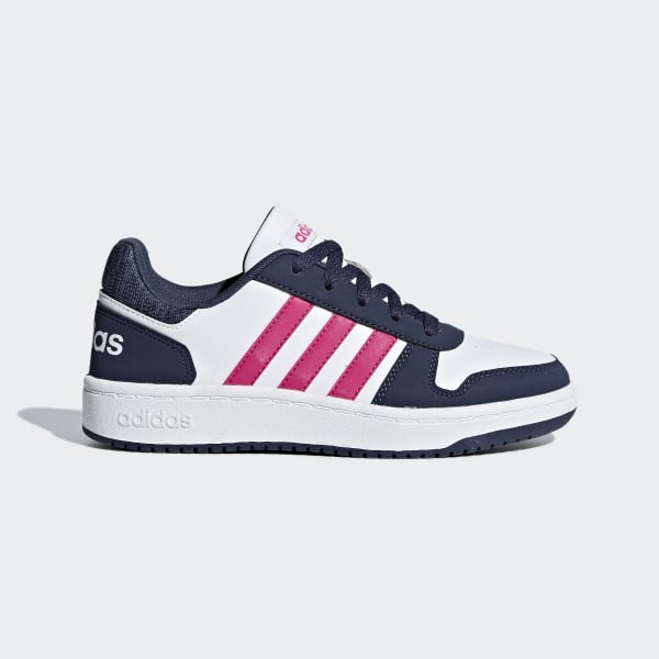 0 2 Chaussure Hoops Blanc AdidasFrance bf6Ygyv7mI