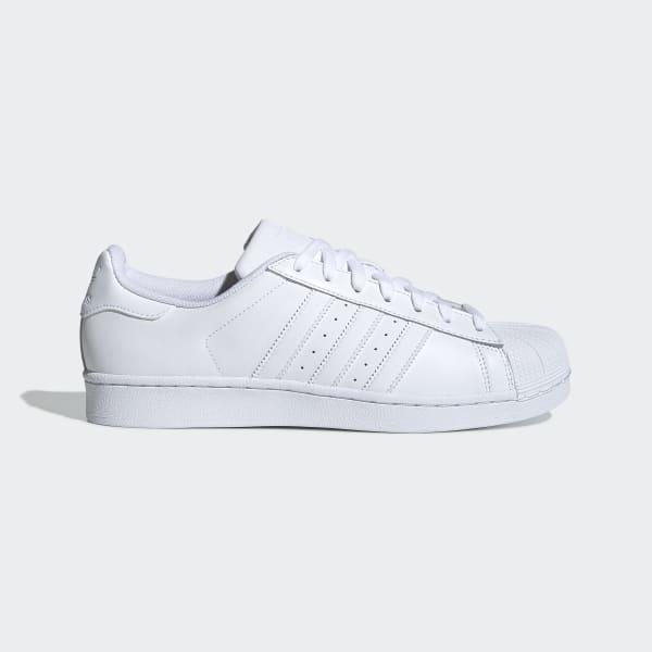 Superstar Adidas Foundation Chaussure France Blanc zZdqqw