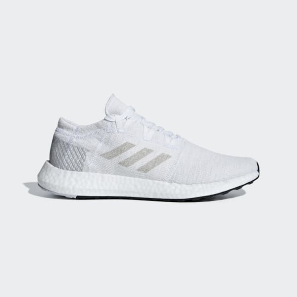 Pureboost Blanc Blanc Chaussure Pureboost Chaussure AdidasFrance AdidasFrance Go Chaussure Go W2IE9DHY
