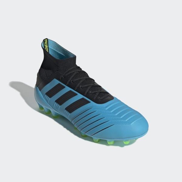De Fútbol Césped Artificial Bota 1 Azul Predator AdidasEspaña 19 WD9IHYE2