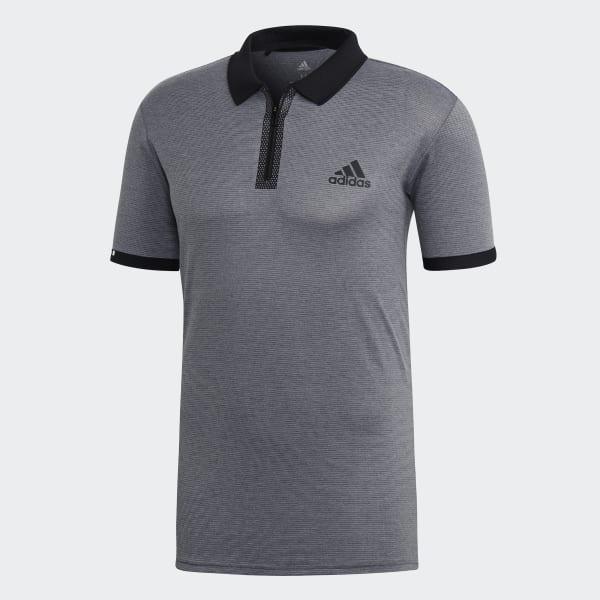 Gris Gris Escouade AdidasFrance AdidasFrance Escouade Polo Polo pUSMVz