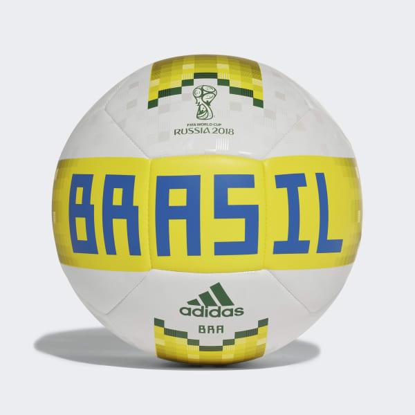 Adidas Ballon Brésil Ballon Adidas Brésil WhiteCanada WhiteCanada rCQtdxsh