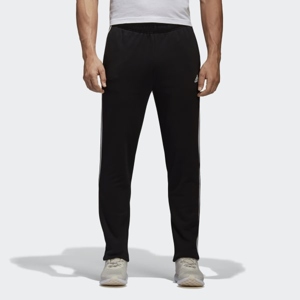 Essentials 3 France Pantalon Adidas Stripes Noir 7Sq8x4wR