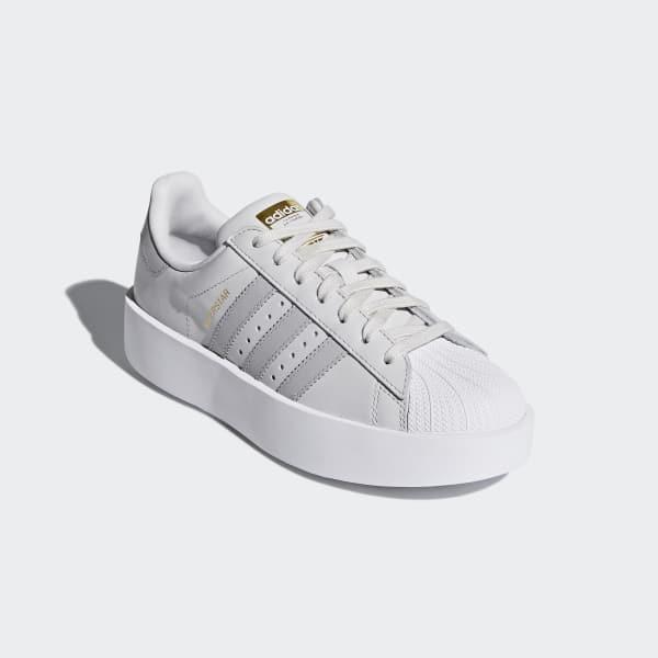 Adidas Superstar GrisMexico Tenis Bold Platform ED9YI2eWHb