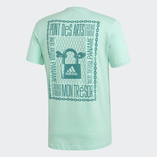 T District T Shirt District TurquoiseUk Adidas Shirt Adidas tQrshdC