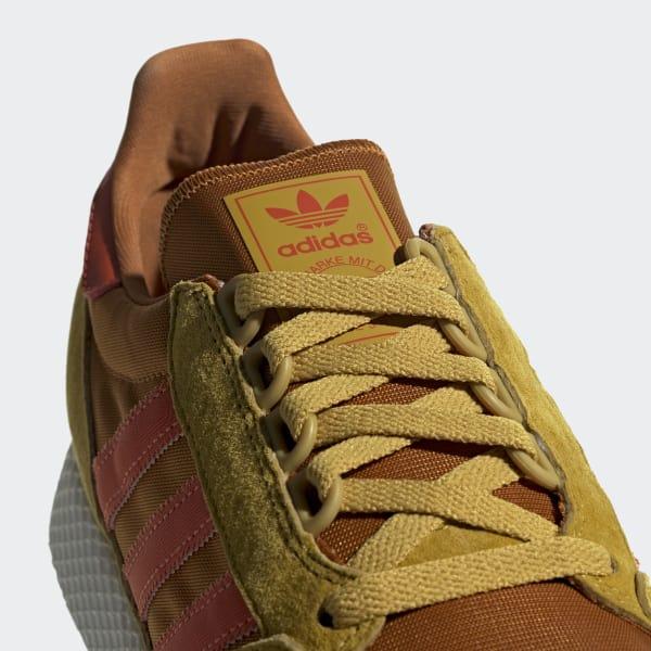 Forest Schuh Adidas Grove GelbDeutschland ZXiuOPk