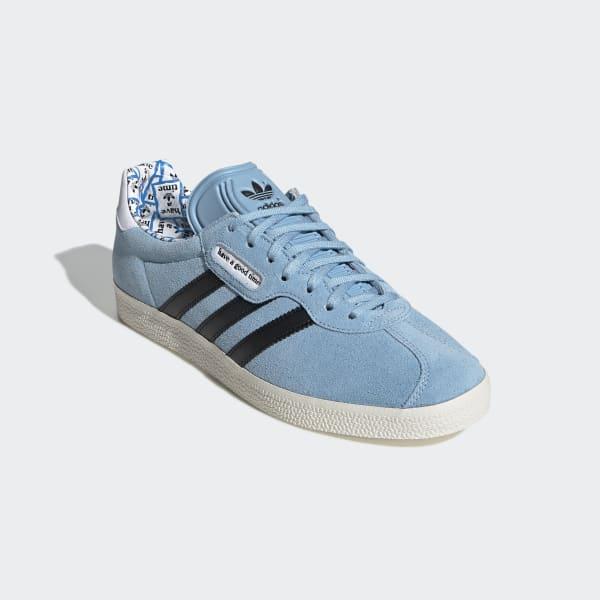 Shoes Hagt Gazelle Super BlueSingapore Adidas 6gbfy7