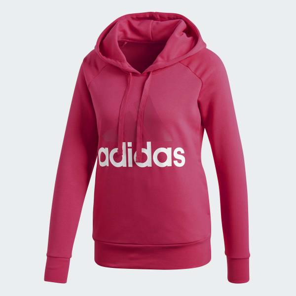 Adidas Linear Mexico Essentials Rosa Sudadera Pullover frrER