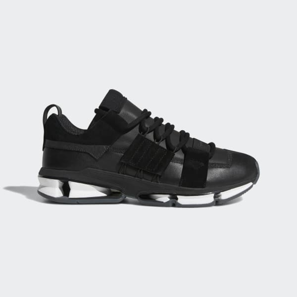 Black Twinstrike Adv Stretch Leather Sneakers adidas New And Fashion Amazing Price Cheap Extremely h4fY2dBJrq