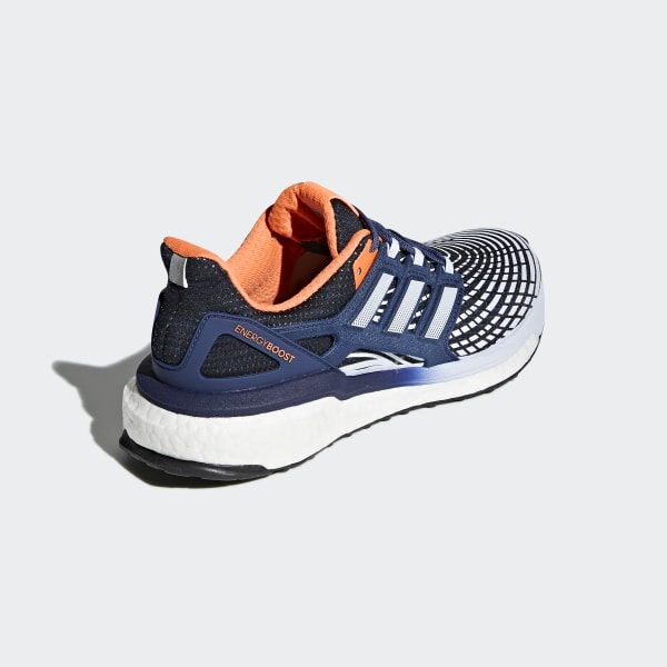 adidas Performance EDGEBOUNCE - Neutral running shoes - orange EH9SP