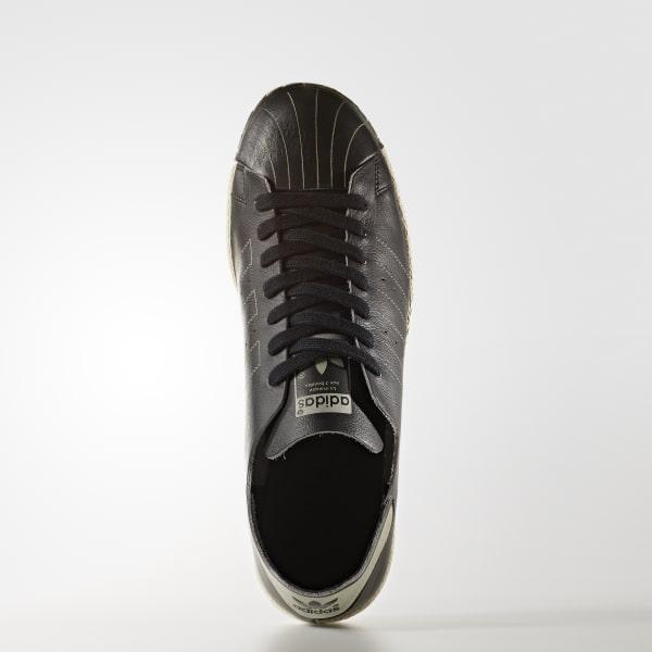 Schoenen 80s Adidas Superstar Decon Shop ZwartOfficiële thrCxoQsdB