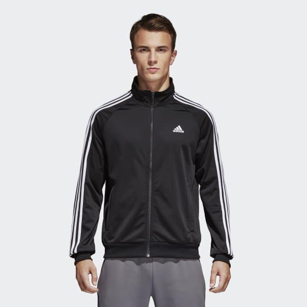 Track Adidas Essentials Jacket Us Black n7nRwAYq