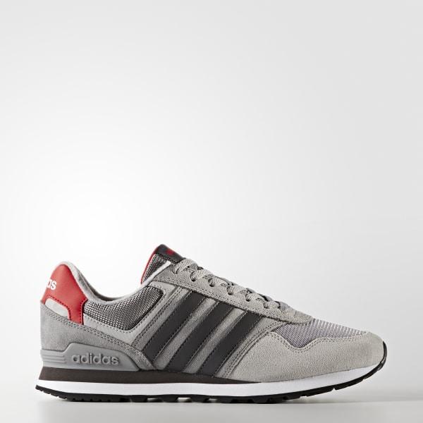 10k Zapatillas Running GrisArgentina De Adidas AjL5R4