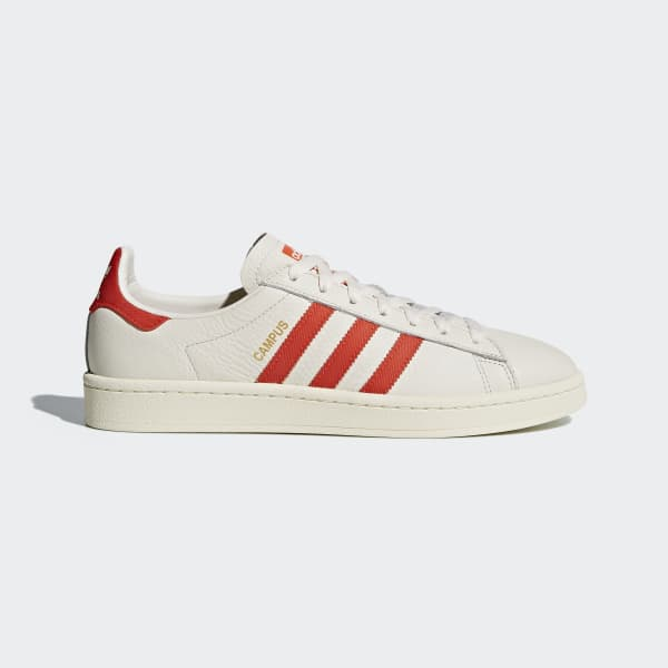 buy cheap popular adidas Originals Campus Trainers In White CQ2069 cheap online shop buy cheap release dates Cheapest o5LChErZpQ