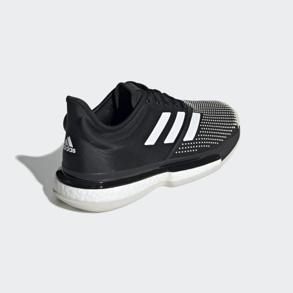 Solecourt Noir AdidasFrance Boost Chaussure Clay rCBoQdxeW