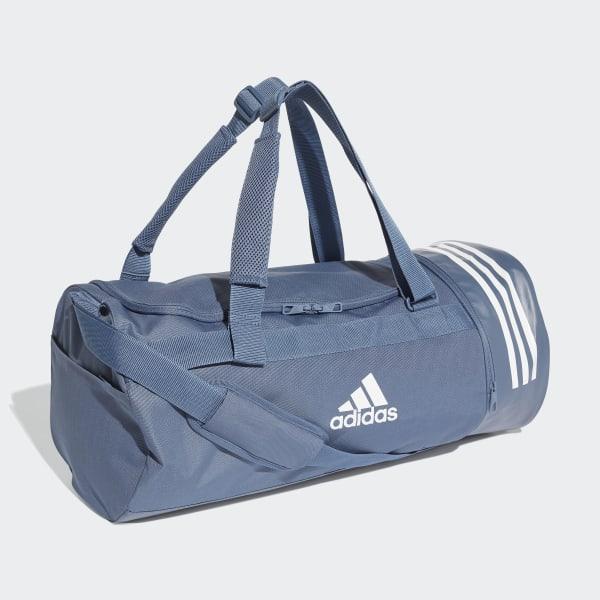 Bolsa Convertible AdidasEspaña De Mediana Bandas Azul Deporte 3 reWBodCx