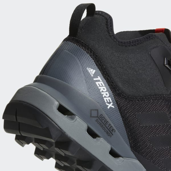 Mid Adidas Noir Gtx Fast Terrex France Surround Shoes AT5nqf