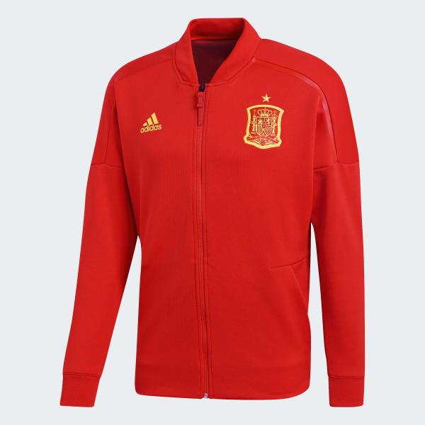 n Z Adidas e Chaqueta España Rojo n1EpHqF5