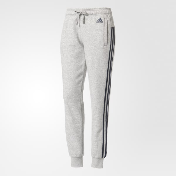 Essential AdidasPeru Pantalón Plomo Deportivo Mujer 0PN8nvmywO
