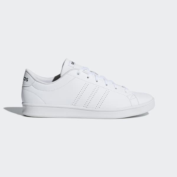 Advantage AdidasFrance Qt Clean Chaussure Blanc c345ALjRq