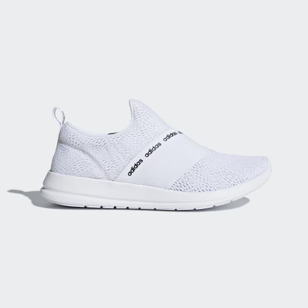 Adapt Cloudfoam Uk Shoes Adidas White Refine 6ESqOxnv