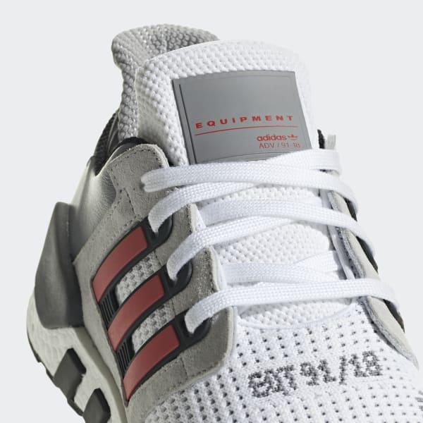 Adidas Eqt France 9118 Support Chaussure Blanc IzdIW