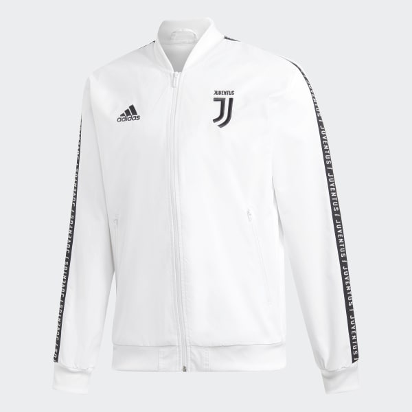 Adidas Blanco Chaqueta Himno España Juventus t0w1T