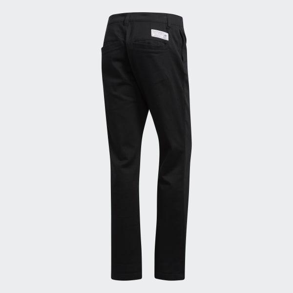 Adidas Negro Colombia Chino Pantalón Adidas Pantalón BRxHqPpwvv