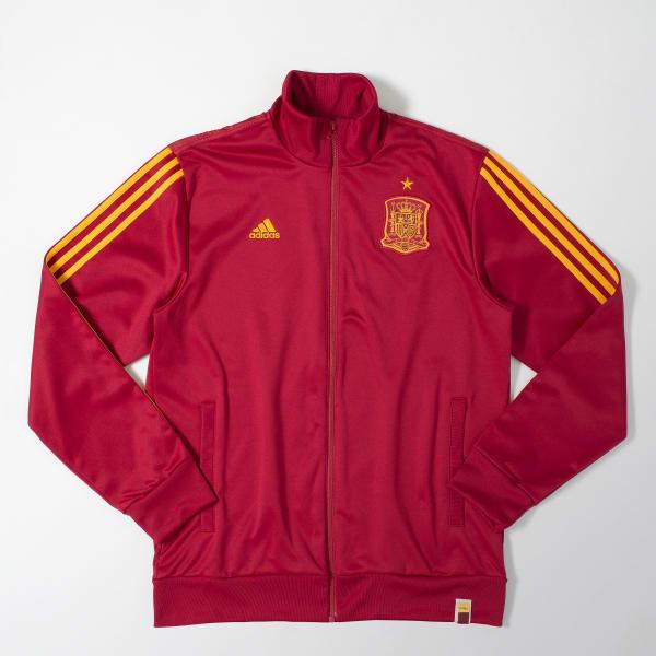 Adidas Española De Rojo Chaqueta Colombia Sudadera Selección rIvwrn8q