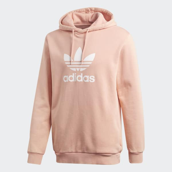 Sweat À Rose Trefoil Up Adidas France Shirt Capuche Warm ffxwrgq