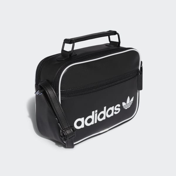 Mini Adidas Bolso Vintage Airliner NegroColombia zVMpSUq