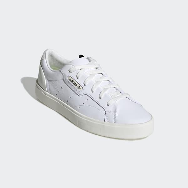 WeißDeutschland Adidas WeißDeutschland Schuh Sleek Adidas Sleek Schuh 4jA3R5L