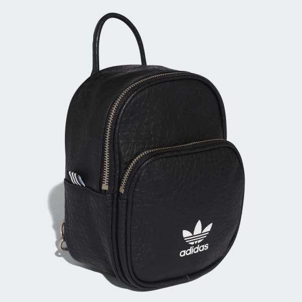 Mini AdidasPeru Classic Negro Mochila Classic Mochila wOymN80vn
