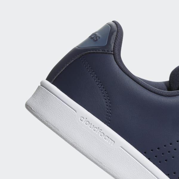 Advantage Schuh Cloudfoam BlauAustria Clean Adidas nmONwv80