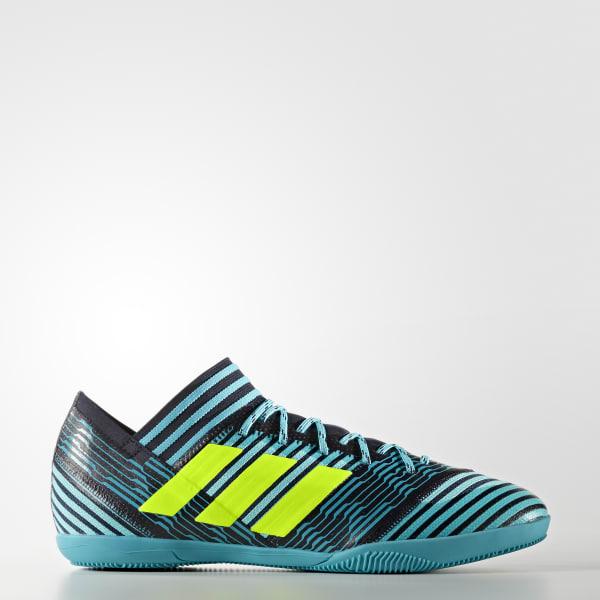 adidas Performance NEMEZIZ TANGO 17.3 IN - Indoor football boots - green gAbx0D3oV