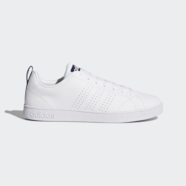 Adidas Zapatilla Advantage Vs Blanco España Clean wwSrRfIq