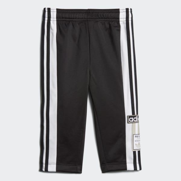 Pantalon De France Adibreak Survêtement Adidas Noir v6zvw 2062395b75b