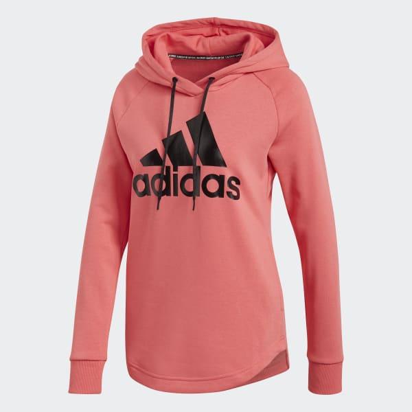 Sport RoseCanada À Badge Adidas Haves Of Sweat Shirt Capuche Must XwkiuTZOPl