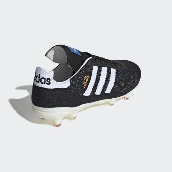 Negro De Fútbol 70 Adidas Zapatos Terreno Firme Copa Year RL5cj34Aq