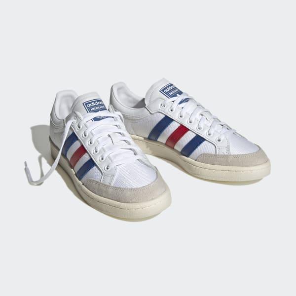 Chaussure Chaussure Americana Blanc Blanc AdidasFrance Basse Basse AdidasFrance Americana Chaussure Basse 29HDIEW