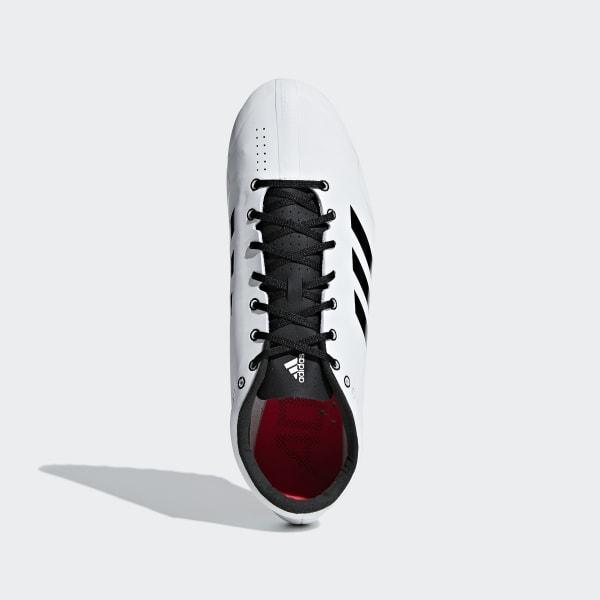 new concept 0ec7d 8f63d Deutschland Sprint Schuh Weiß Spike Prime Adidas Adizero 6P8