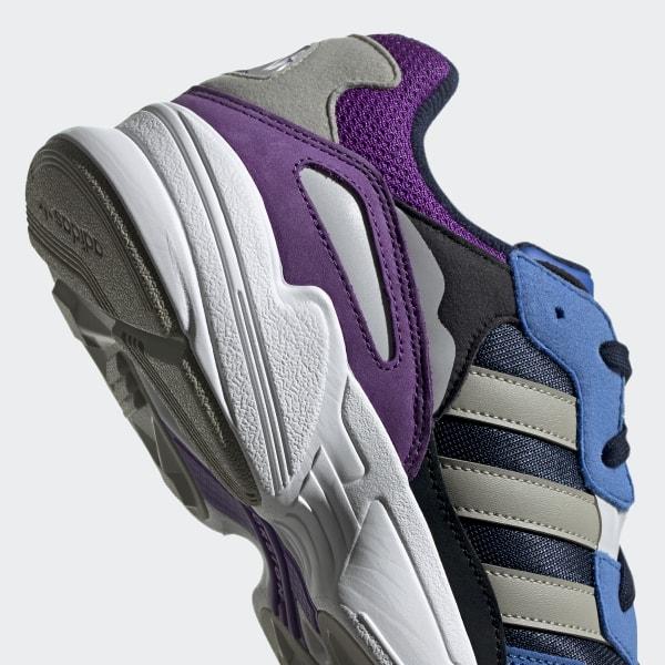 Yung AdidasFrance 96 Chaussure Bleu Bleu 96 Yung Chaussure Y7byfg6