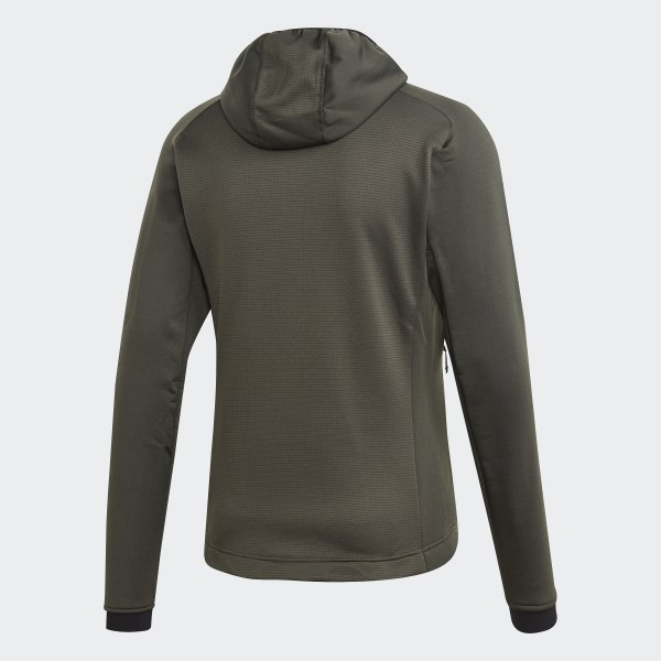 GreenUs Jacket Terrex Fleece Stockhorn Hooded Adidas OXZPiTku